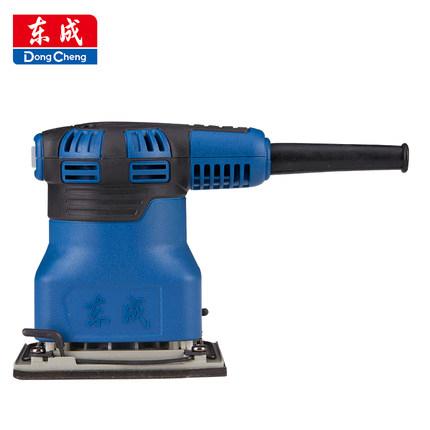 东成平板砂光机 S1B-FF03-110×100砂光机 家具打磨机 抛光砂纸机 240W