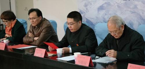 王鹏总经理在名士达助教基金捐助仪式上致辞